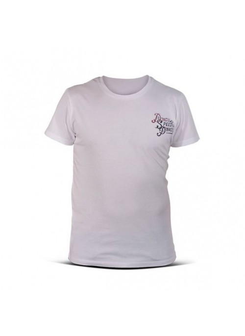 T-SHIRT DMD SPEED POWER WHITE L