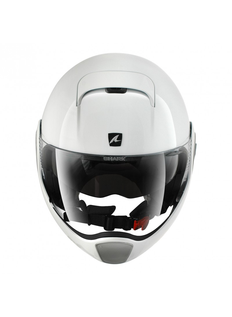 casque shark vantime blanc achat vente accessoires scooters casa vespa. Black Bedroom Furniture Sets. Home Design Ideas