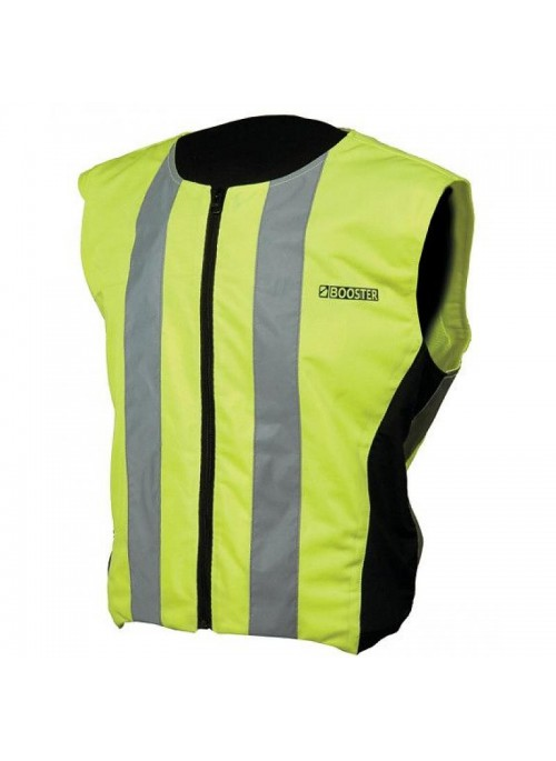 GILET SECURITE JAUNE L-XL